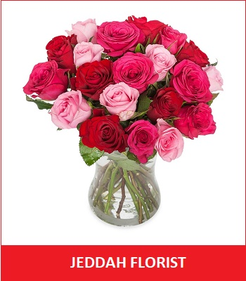flowers to Jeddah
